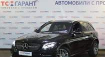 Продажа б/у Mercedes GLC (Мерседес ГЛЦ) AMG 43 4Matic 3.0 AT 2016 в Уфе за 2790000 Р