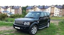 Объявление о продаже Land Rover Discovery Graphite LE 3.0 AT 4x4 2013 г. г.