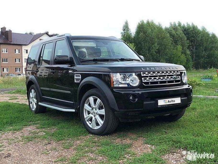 Продажа б/у Land Rover Discovery (Ленд Ровер Дискавери) Graphite LE 3.0 AT 4x4 2013 в Уфе за 1437000 Р
